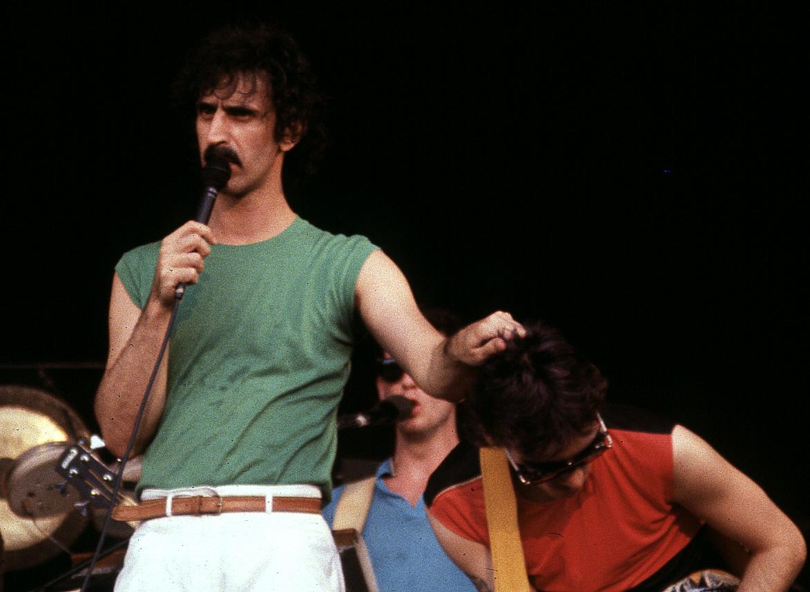 Frank Zappa/Steve Vai (kbd2042)
