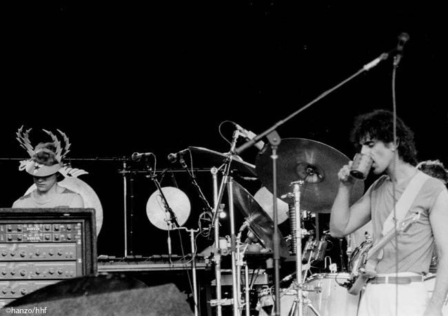 Frank Zappa/Ed Mann (fa0302-55)