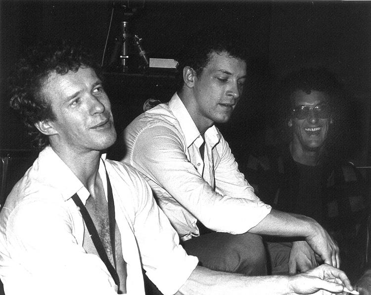 Bertus Borgers, Freddie 1979