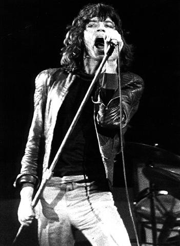 Rolling Stones;   Mick Jagger