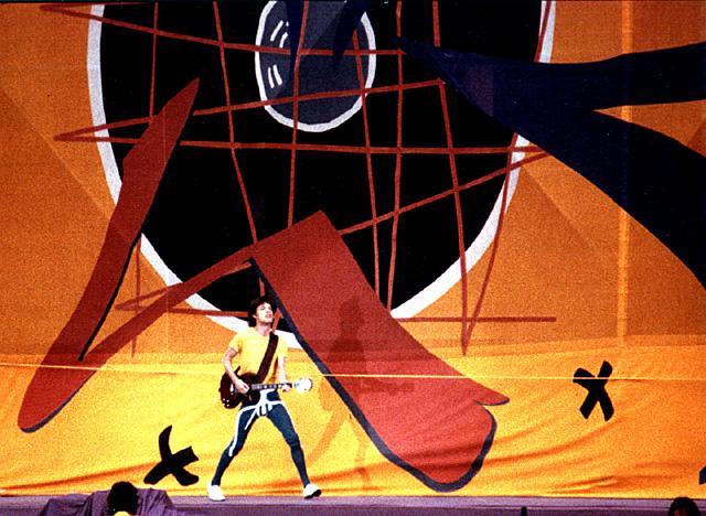 Mick Jagger/Stonesstage