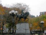 Union Square at 14th St near University Place
