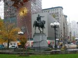 Union Square Washington Monument