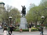 Washington at Union Square on 14th Street
