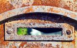 Snail mail slot  / Caixa de correio