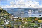 Kollasj: Runde, Norway