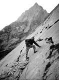 Escalades à Gourette - Pyrenees