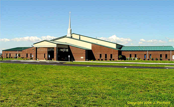 Hamilton First Church of God