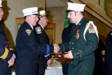 Shelton Fire Dept. Awards Ceremony 3/11/04