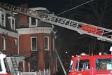 Elizabeth St. Fire (Derby) 11/10/03