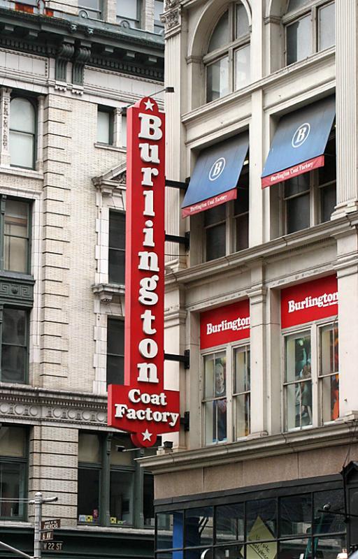 The Burlington Coat Factory