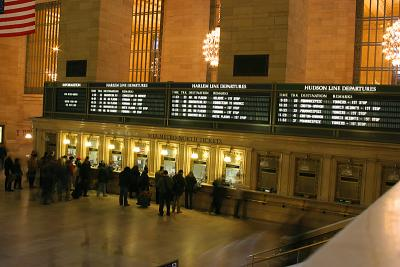 Grand Central Ticket Hall