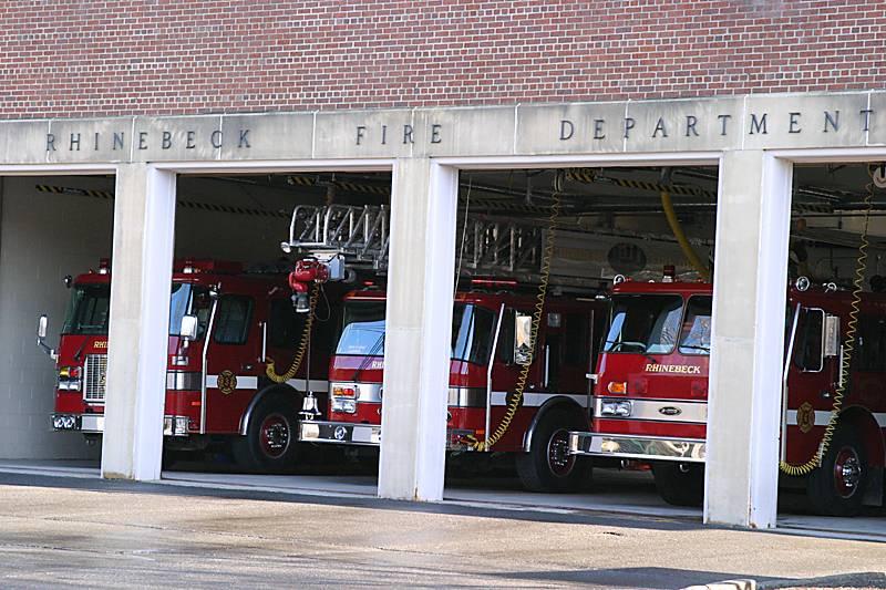 Rhinebeck Fire Station