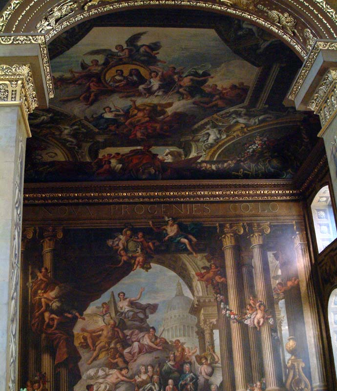 Painted Room, Greenwich