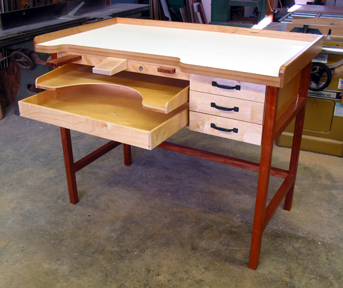 Woodwork Jewellers Bench Design Pdf Plans