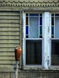 Gettysburg - Old Town Window