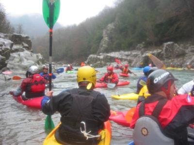 Gole del Fiume Vara - Canoa Kayak