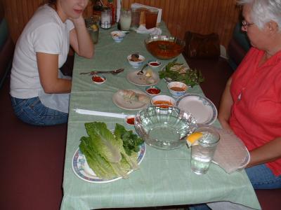 Van Lang Table