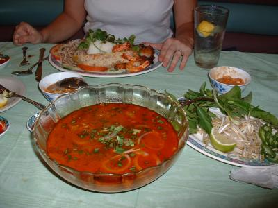 Hue Beef Soup Basin