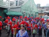 MEMBERS OF THE PARADE
