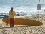 I wish I were surfing