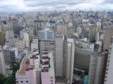 Sao Paulo View from Circolo Italiano