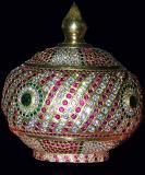 New kireedam - Srimath Azhagiyasingar made the samarpaNam couple of days back