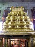 newly made vimanam
