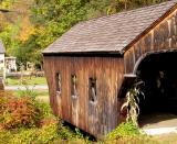 Springfield VT bridge