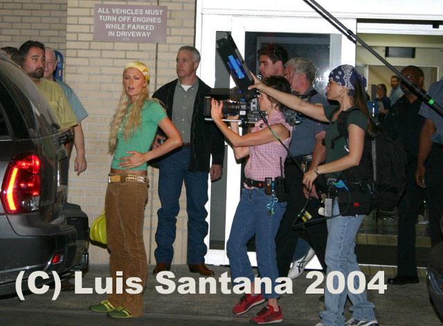 Paris Hilton Exclusive