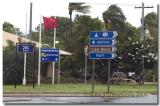 Broome during the Cyclone warning  Red Alert