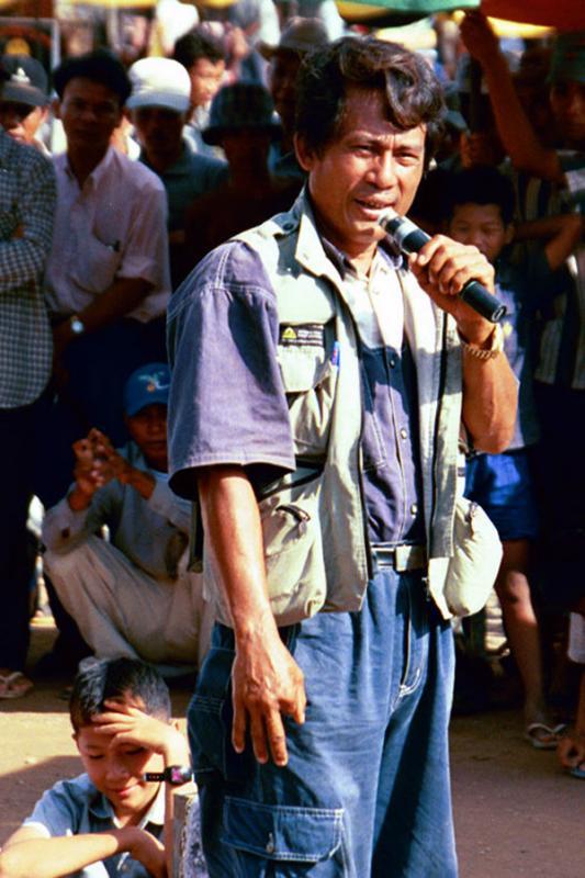 Medicine Man, Siem Reap