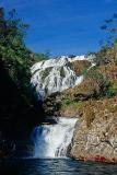 Cachoeira Almécegas 1000 - Catarata dos Couros (ver incrível detalhe do saltador)