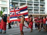 Peaceful March in Waikiki