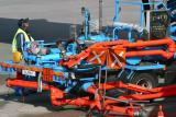 Fuel truck, Schipol airport, Amsterdam