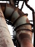 Blast furnace air supply