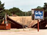 Then -- April, 1995 Oklahoma City Bombing Site