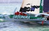 2003 - Grand prix de Fécamp des trimarans ORMA
