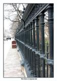 The Fence of Osgoode Hall