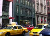 Singer Building below Prince Street