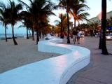 Las Olas area of Ft Lauderdale