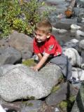 Gavin, Mt. Rainier National Park