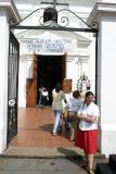 Buenos Aires- Iglesia à Recoleta