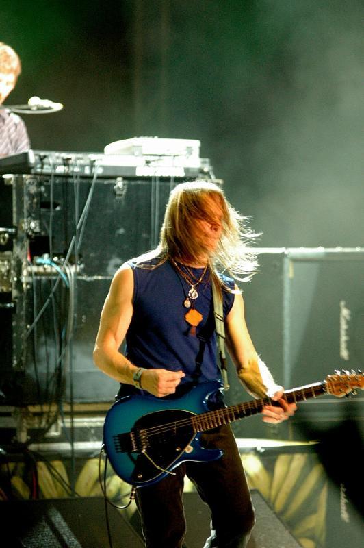 Steve - Hard Rock