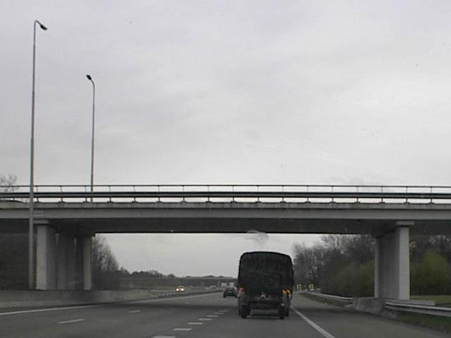 small bridge, or large truck? :)