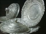 Balinese silverware, Denpasar Arts Centre