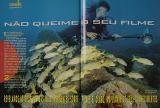 Texto Não queime o seu filme sobre dúvidas frequentes na escolha de filmes para foto subaquática.