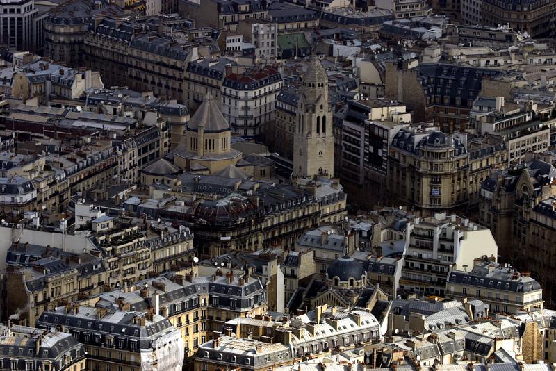 Pariss Roof