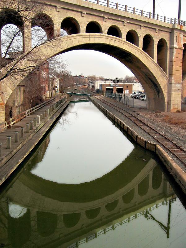 Bridge + Canal = Circle.   <br>6420