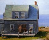 3. Cistern House, Monhegan 13 x 15
